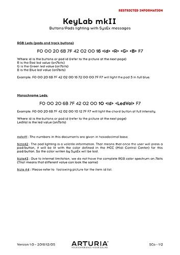 KeyLabmkII_SysEx_Backlight