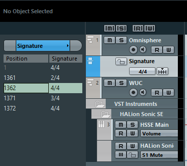 Time Signatures & Virtual MIDI Input for Media Playback