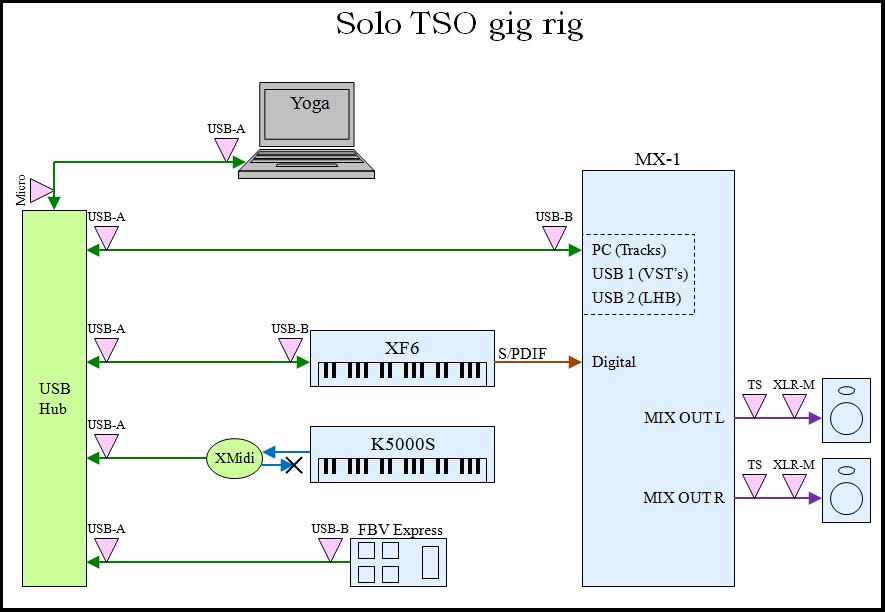 Solo TSO gig rig large