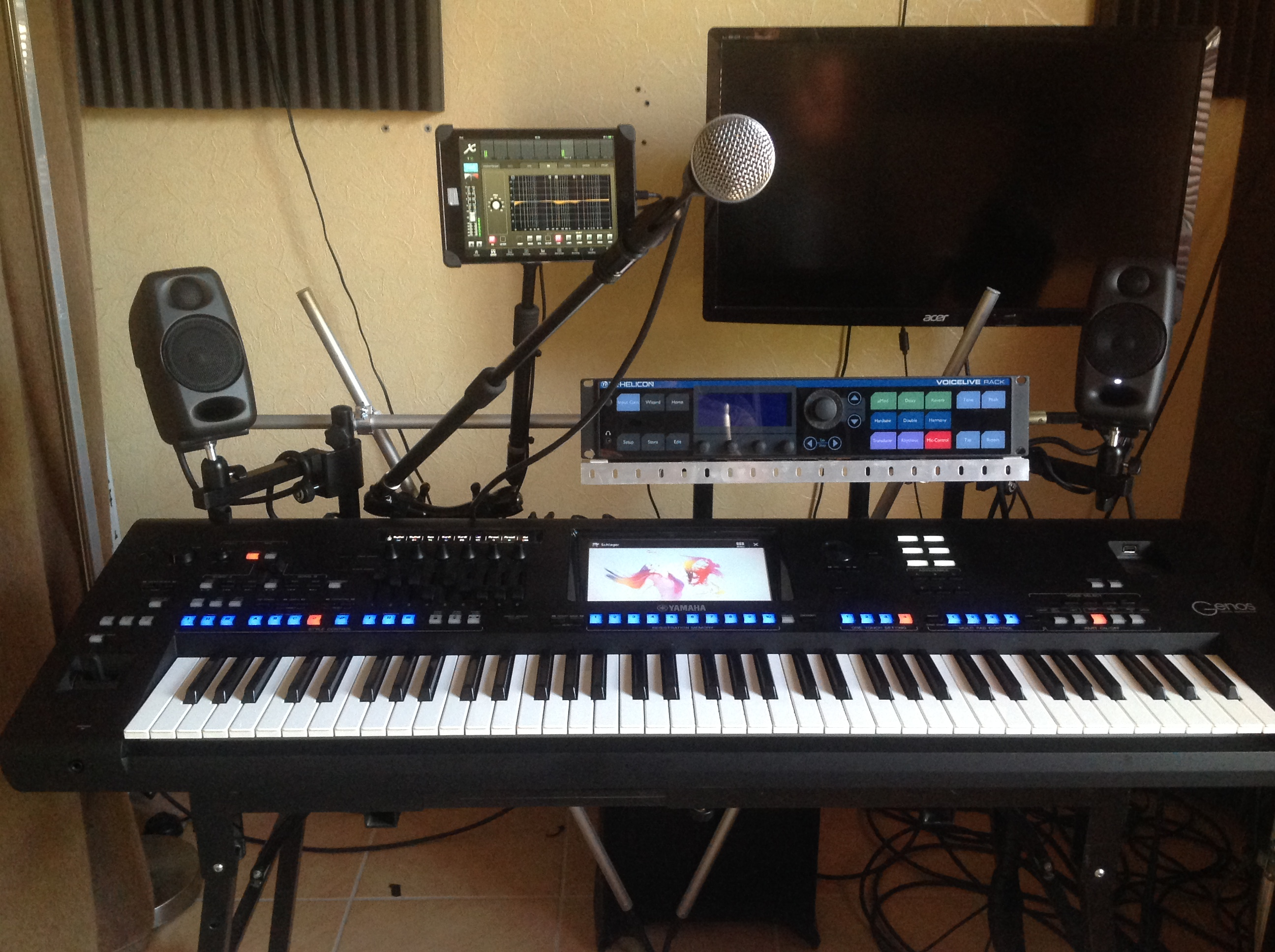 Show me your Cantabile Rig! - Showcase - Cantabile Community